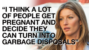 Gisele Bundchen Quotes