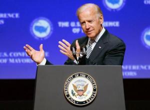 Vice President Biden Addresses U.S. Conference Of Mayors In Las Vegas ...