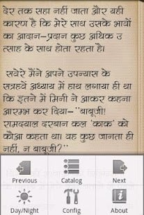 Rabindranath Tagore in Hindi - screenshot thumbnail