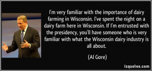 Dairy Farming Quotes