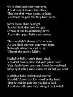 Sad Poems
