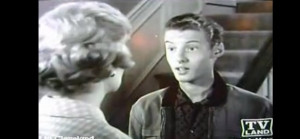 ... that a name like eddie haskell would still be are you an eddie haskell