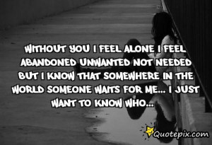 These are the feel alone quotes quotepix tag sad Pictures
