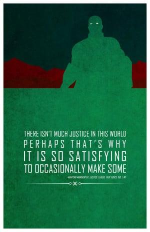 superhero hero quotes