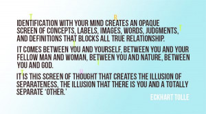 eckhart tolle quotes images - Google Search