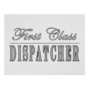 stylish fun dispatchers first class dispatcher print £ 41 20