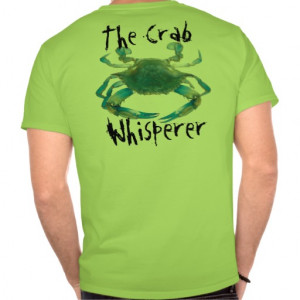 the_crab_whisperer_blue_crab_t_shirt-ra2145c24045f466c95e5795225cd08d5 ...
