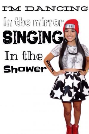 Shower- Becky g