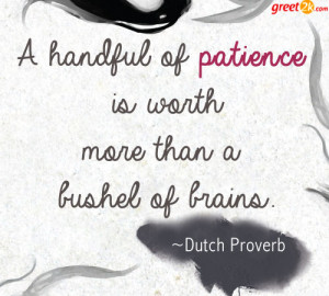 Funny Quotes On Patience