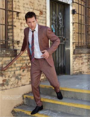 Revenge Barry Sloane: Regard Magazine 2013