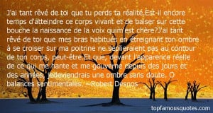 Robert Desnos Famous Quotes amp Sayings