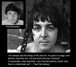 Paul McCartney: Dead?