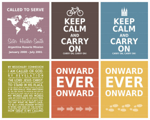 LDS Missionary Quotes or Thoughts