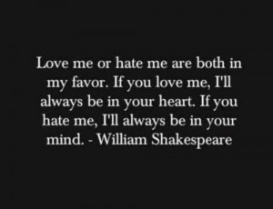 Famous Shakespeare Quotes