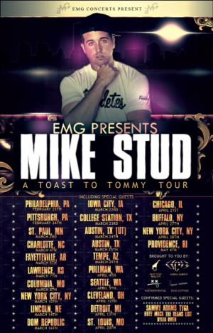 The Break Presents: Mike Stud