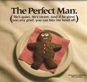 the perfect man this classic man bashing idea has spawned dozens of ...
