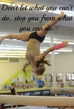 Gymnastic Quotes