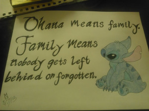 The True Meaning of Family by NightShadeNinja