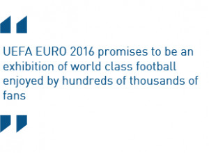 UEFA EURO 2016 – the biggest Euro ever!