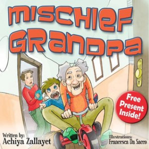 "Start by marking ""Mischief Grandpa"" as Want to Read:"