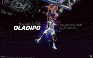 Orlando Magic, Victor Oladipo - NBA wallpaper from HoopsArt.com ...