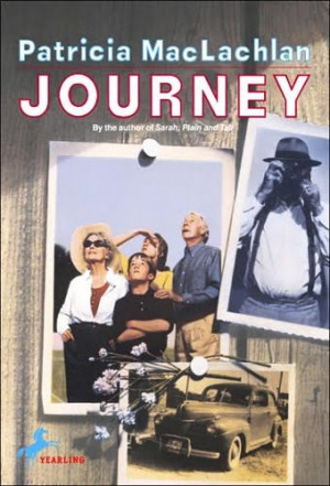 Book Review of Journey, by Patricia MacLachlan at Reading to Know