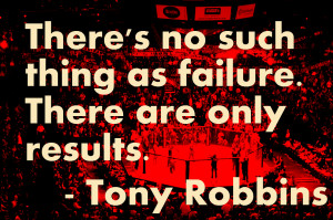 What did Tony Robbins Say?