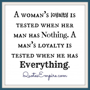 Relationship Loyalty Quotes Best relationship quotes