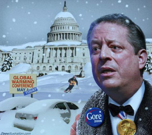 really can't decide whether I should hate Al Gore… or thank him ...