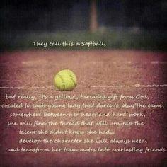 Teamwork Quotes For Softball Baseball softball, all things