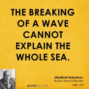 Vladimir Nabokov Quotes. QuotesGram
