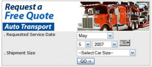 Auto Transport Quotes