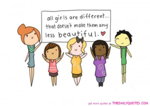 all-girls-different-beautiful-quote-nice-pics-sayings-quotes-picture ...