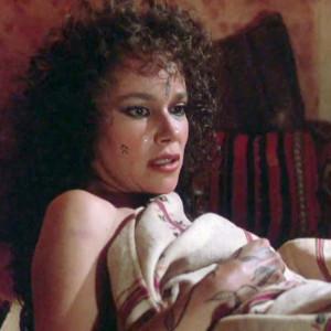 Barbara Hershey as Mary Magdalene in Martin Scorsese's