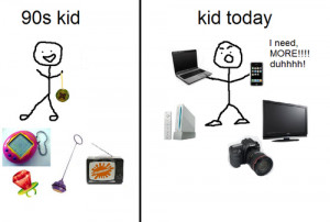 90s, 90s kids, eke, happiness, kids today