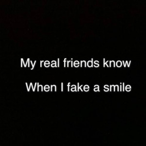 Fake Real Friends Quote Image Source Google Images