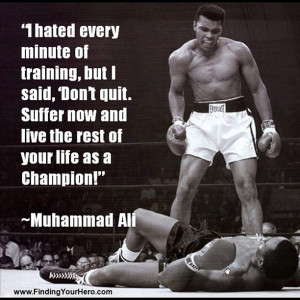 Muhammad Ali Quotes (Images)