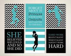 quote art, girls quotes wall art, basketball girl, basketball ...