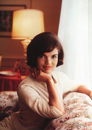 """Before she met JFK and became First Lady, Jackie was the """"Inquiring ..."""