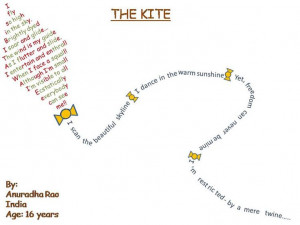 the shape of a kite: Kids Poems, Shape Poetry, For Kids, Kites Quotes ...
