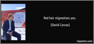 Red Hair Quotes
