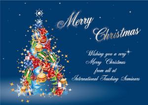 Merry Christmas Cards Sayings 2014
