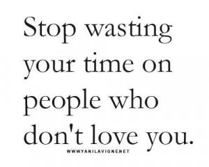 harsh. true.