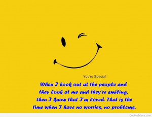 Smile quotes wallpaper and images be happy 2015