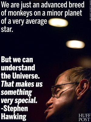 Happy birthday, Stephen Hawking. The renowned physicist turns 73 today ...