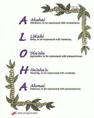 Live #aloha #Hawaii