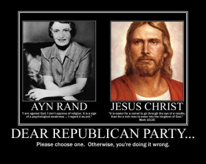 Republicans are Trying to Mix the Ideologies of Jesus Christ with an ...