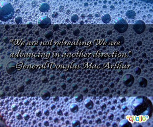 Retreating Quotes