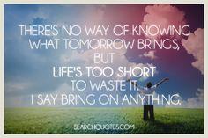 Life Inspirational Quotes, Life True, Life Inspiration Quotes, Living ...