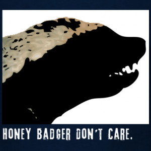 Tags : honeybadger quotes